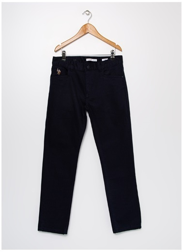 U.S. Polo Assn. U.S. Polo Assn. Lacivert Erkek Çocuk Chıno Pantolon Lacivert
